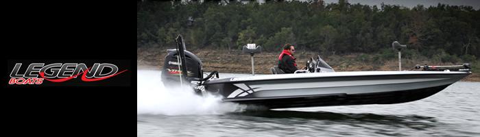 レジェンド Legend Boats(USA)